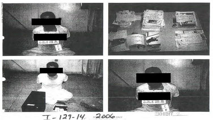 محكمة تلزم البنتاغون بكشف صور سجن