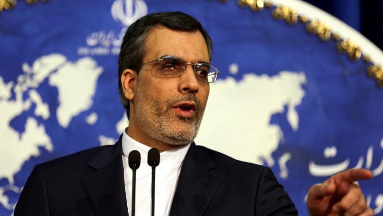 إيران تسمي رئيس وفدها إلى مفاوضات أستانا