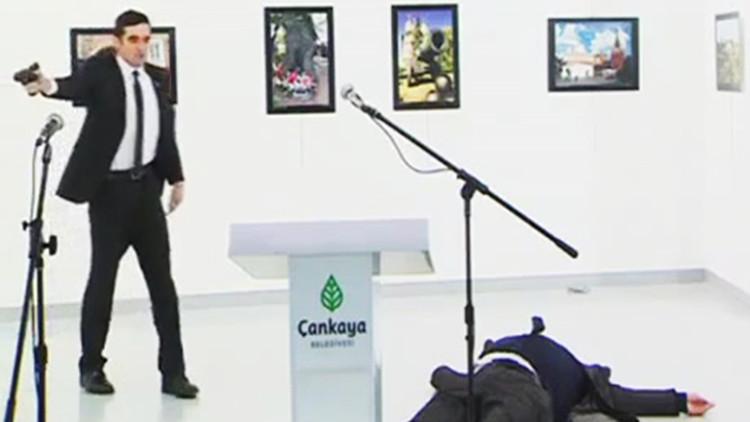 تطور جديد في ملف اغتيال السفير الروسي في أنقرة