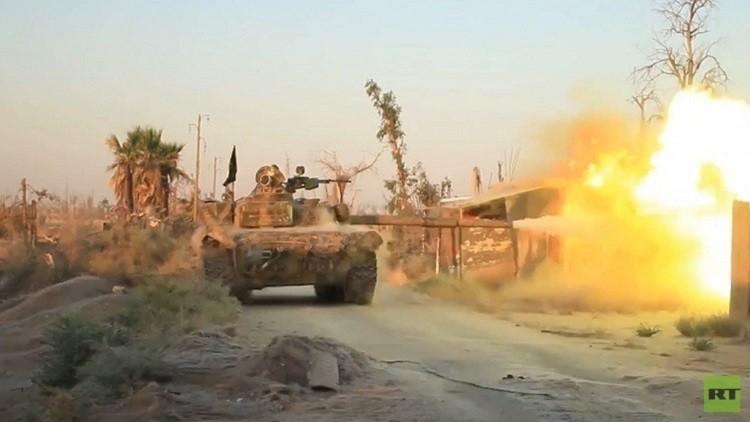 السوريون قد يفقدون دير الزور