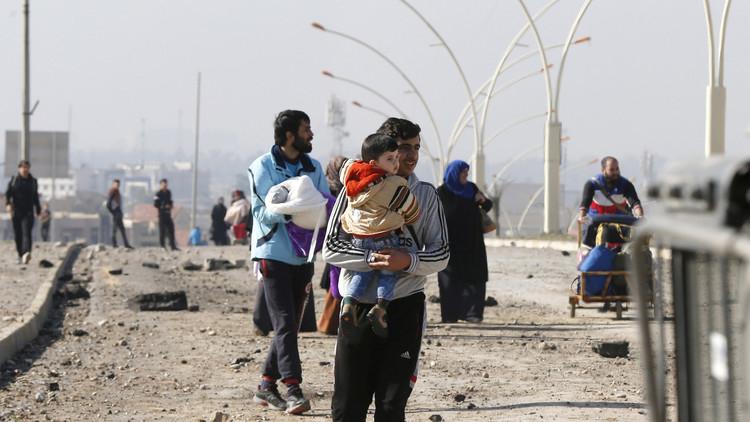 حقوقيون عراقيون يرصدون ارتفاع القتلى المدنيين في الموصل