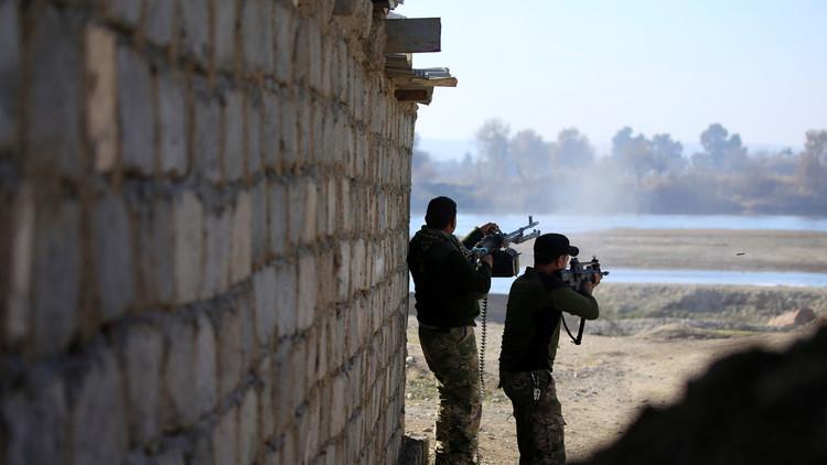 تحرير بلدة تلكيف شمال شرقي الموصل
