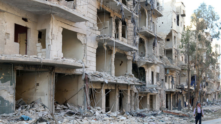 دمشق: العثور على مقبرة جماعية للجنود السوريين في حلب
