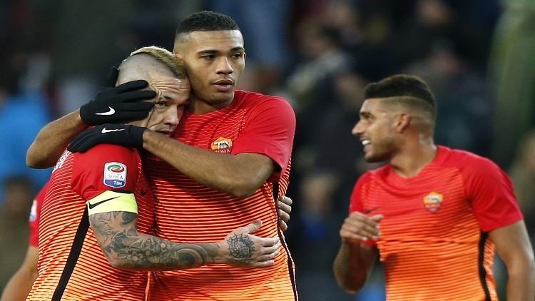 نادي روما يكمل عقد المتأهلين لربع نهائي كأس إيطاليا