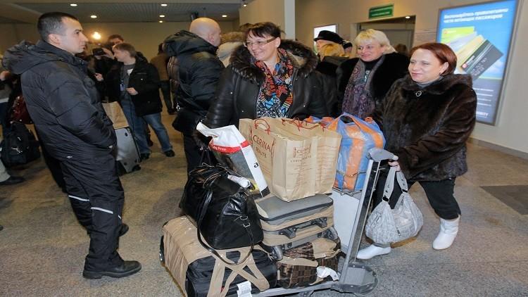 نمو عدد السياح الروس في تونس
