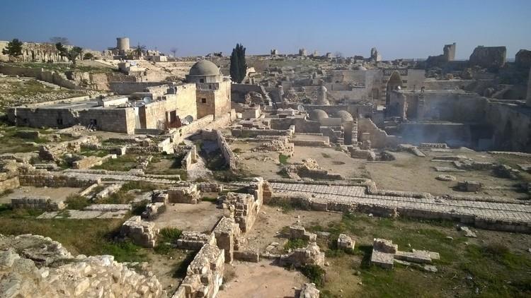 اليونيسكو: 60% من حلب القديمة تضرر بسبب المسلحين