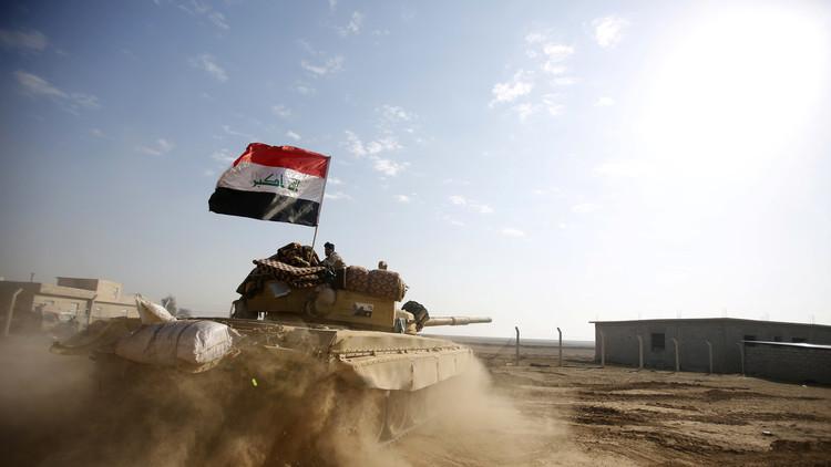 الجيش يتقدم ضمن المحور الشمالي للموصل