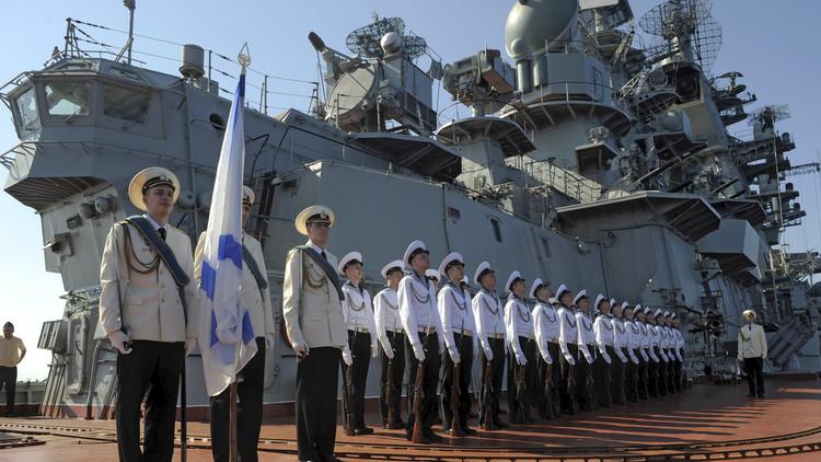 وقعت موسكو ودمشق على اتفاقية حول توسيع مركز الإمداد المادي والتقني التابع للأسطول الحربي الروسي