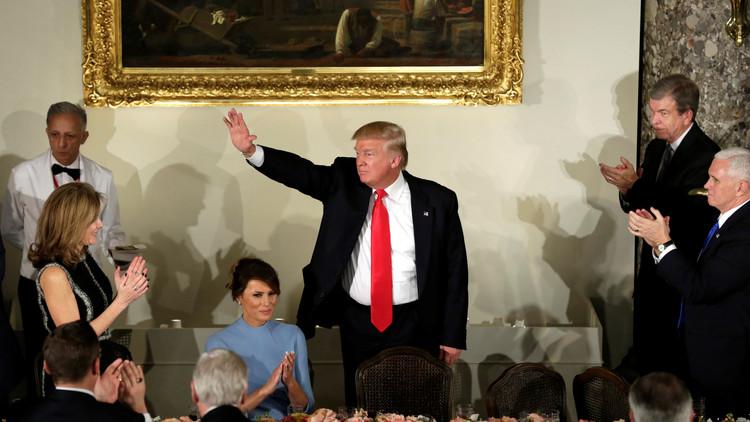 ردود أفعال عالمية على تنصيب ترامب