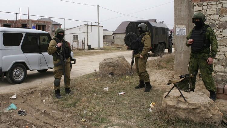 القضاء على إرهابيين 2 في داغستان