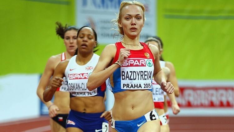 رياضية روسية تكسر الصمت تجنبا لتحريف أقوالها حول المنشطات