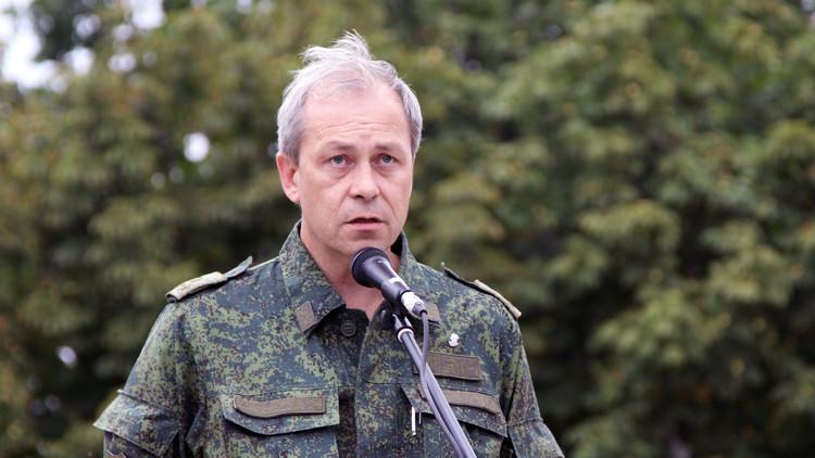 باسورين: أكثر من 170 قذيفة أوكرانية على دونتسك خلال 24 ساعة
