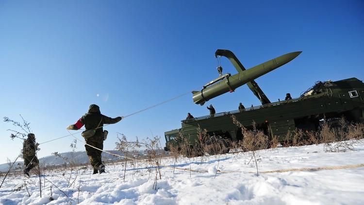 بيسكوف: روسيا لن تسحب صواريخ إسكندر من كالينينغراد في الظروف الحالية