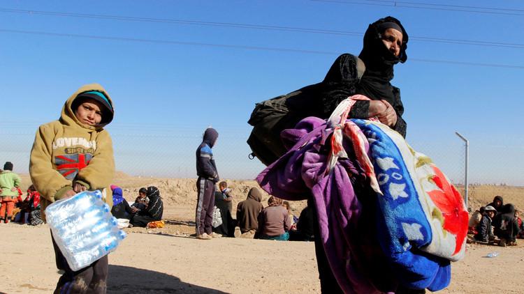 العراق.. جوع وموت واختطاف في الحويجة والشرقاط