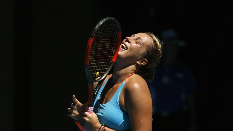 الروسية بافليوتشنكوفا إلى ربع نهائي أستراليا المفتوحة