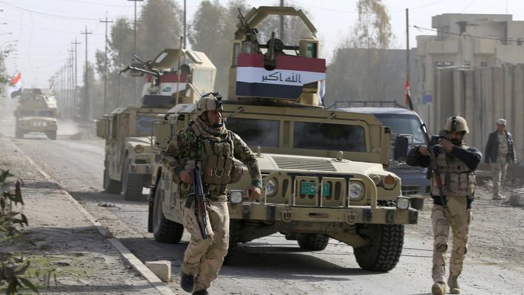 الجيش العراقي يستعيد حيين في ساحل الموصل الشرقي