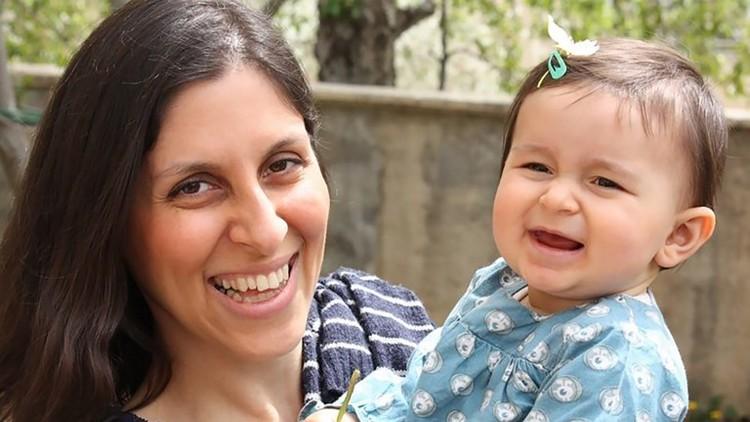 إيران تسجن بريطانية بسبب تهم أمنية