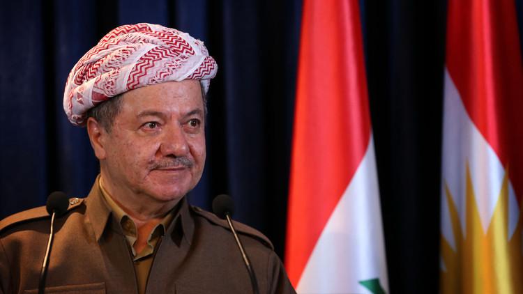 البارزاني: سأعلن استقلال كردستان إذا تولى المالكي رئاسة الحكومة