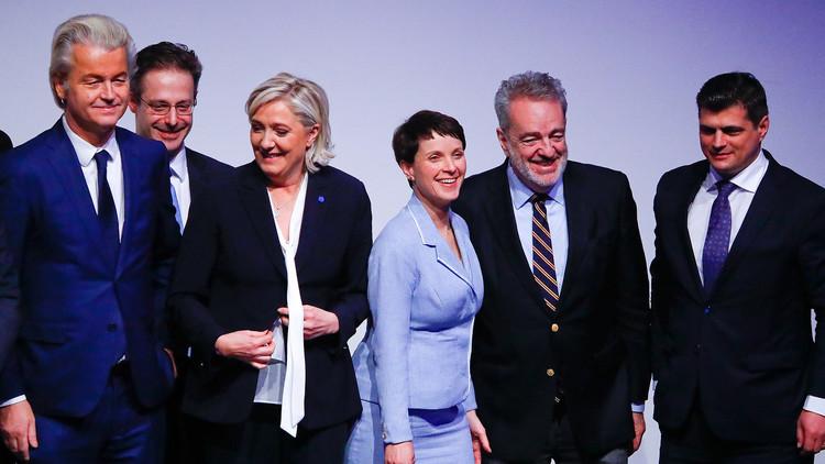 اتحاد أوروبي لقوى اليمين