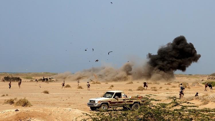قوات هادي تعلن سيطرتها على مدينة المخا بالكامل