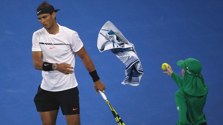 الماتادور نادال يبلغ دور الثمانية في بطولة أستراليا المفتوحة