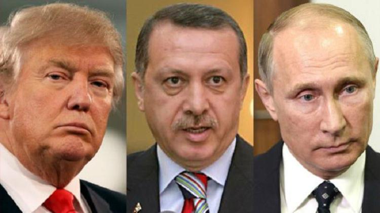 ترامب بين أردوغان وبوتين أم أردوغان بين بوتين وترامب؟