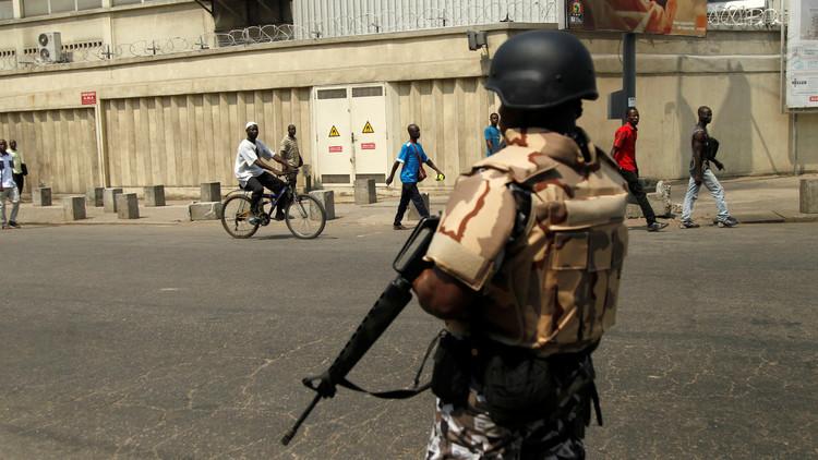 توتر في ساحل العاج وسط إضراب الموظفين