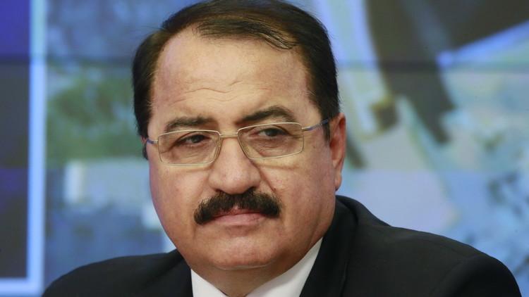 السفير السوري في موسكو ينفي لـ RT تصريحا منسوبا له حول آفاق مشاركة المعارضة المسلحة في جنيف