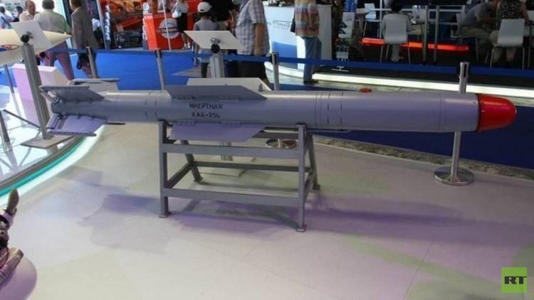 القنابل والصواريخ الروسية الموجهة تثبت فعاليتها