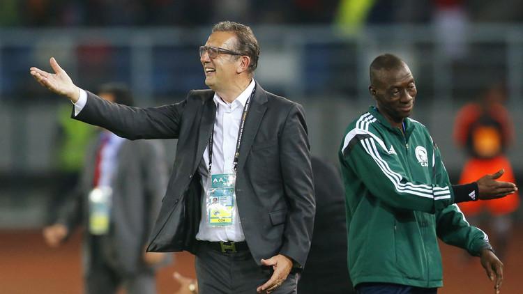 مدرب المنتخب الجزائري يقرر الاستقالة