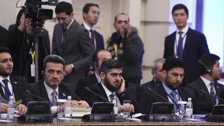 المعارضة في أستانا: روسيا انتقلت إلى طرف ضامن للتسوية السورية