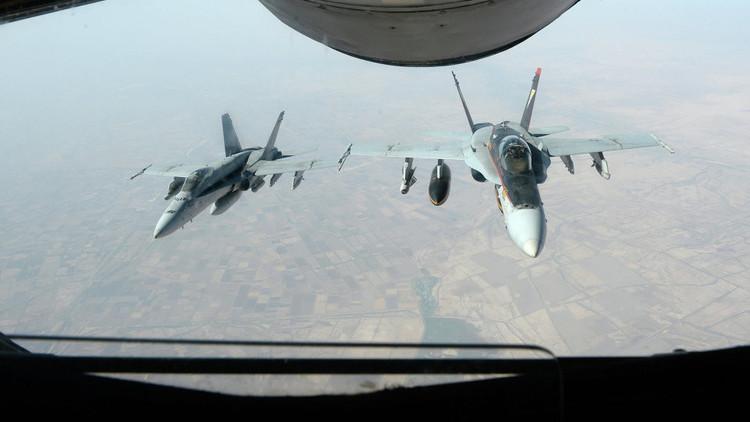 بدء التعاون العسكري في سوريا