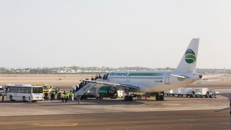 ألمانيا ترفع القيود على رحلات الطيران إلى شرم الشيخ