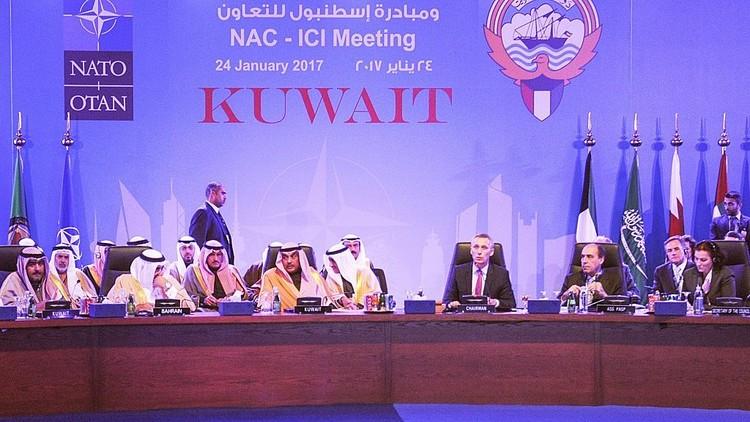 افتتاح أول مركز للناتو في الخليج