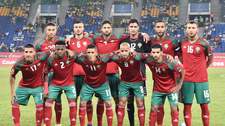 المغرب في مباراة