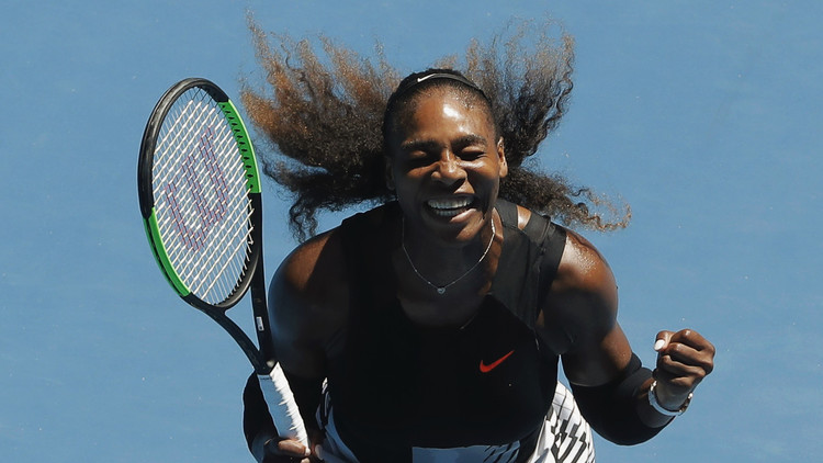 وليامز تواصل زحفها نحو لقب بطولة أستراليا المفتوحة