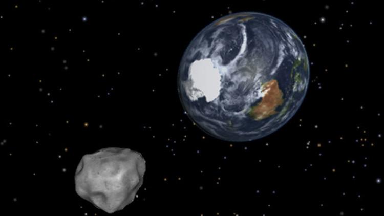 الأربعاء يشهد مرور كويكب كبير بالقرب من الأرض