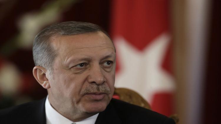أردوغان: حرصنا على إنجاح مؤتمر أستانا بشأن التسوية السورية