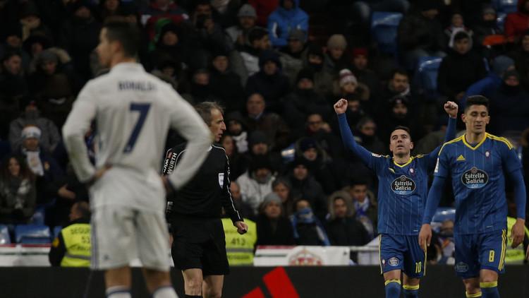 ريال مدريد .. غيابات بالجملة في تشكيلته ضد سيلتا فيغو