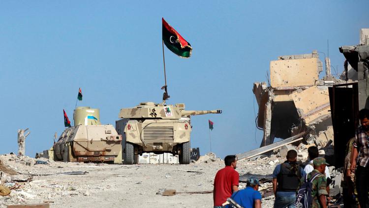 الجيش الليبي يسيطر على حي قنفودة المحاصر في بنغازي