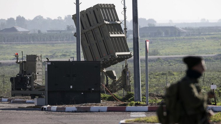إسرائيل تنتهي من اختبار