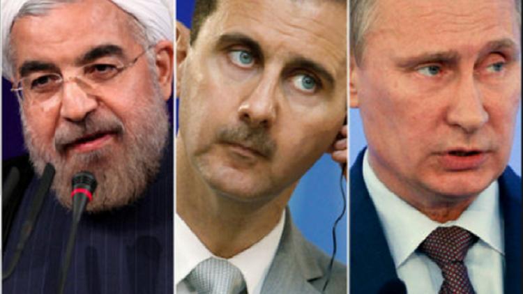 السلام السوري يصطدم بإيران