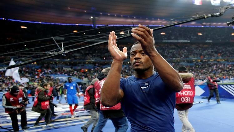 الفرنسي إيفرا إلى أولمبيك مارسيليا