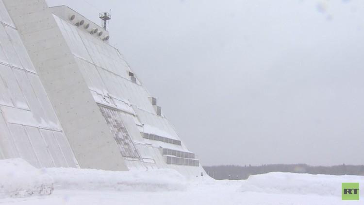وزراة الدفاع الروسية تدشن رادارا خارقا لتأمين العاصمة