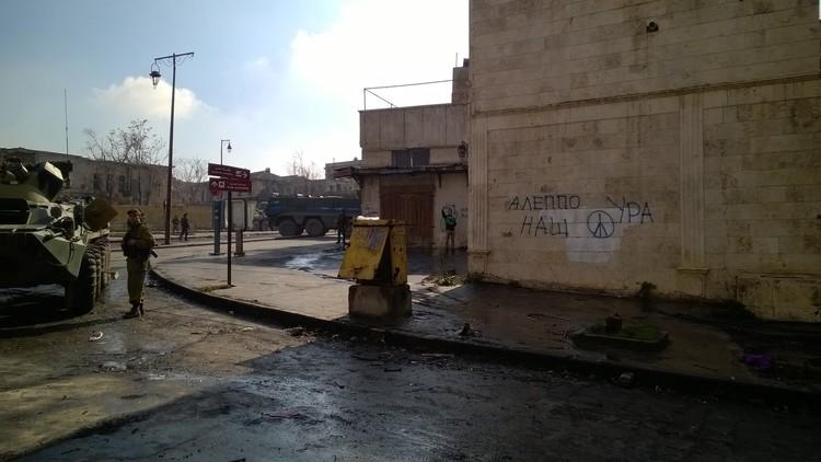 انعطاف جذري يرتسم في الحرب السورية