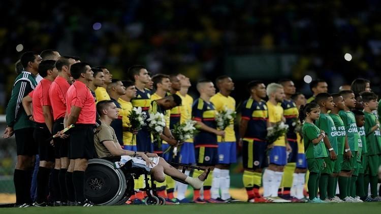 البرازيل تكرم ضحايا