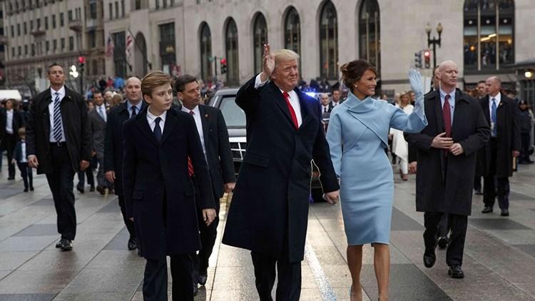 لماذا استخدم حارس ترامب يدين اصطناعيتين في حفل التنصيب؟