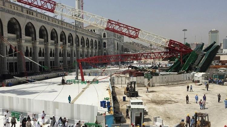 السعودية.. إسقاط التهم عن شركة بن لادن بمقتل 110 شخصا في حادثة