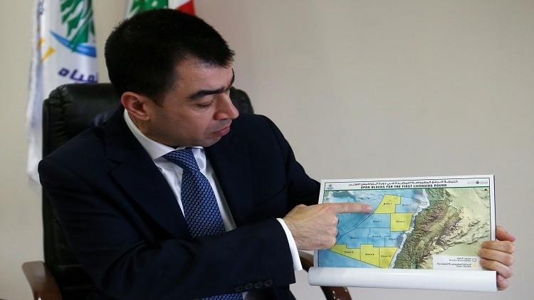 لبنان ينوي استخراج الغاز في المتوسط بالقرب من إسرائيل