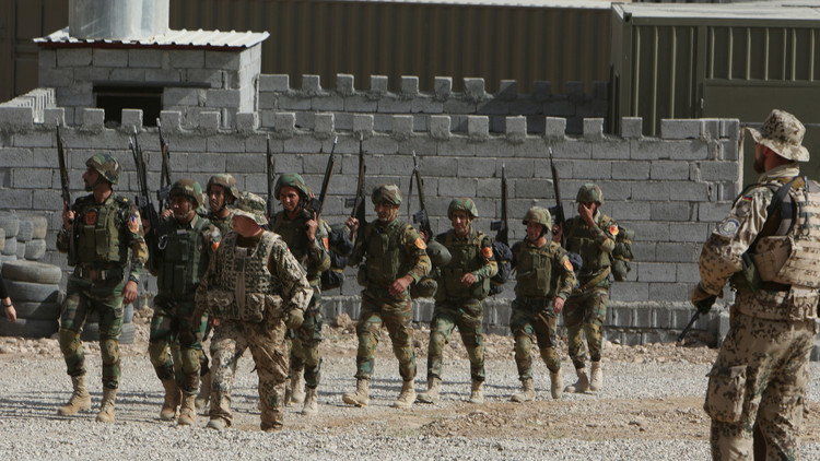 ألمانيا تمدد وجودها العسكري في العراق